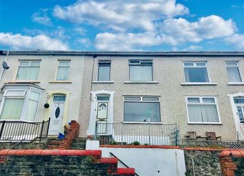 Thumbnail 3 bed terraced house to rent in Hylton Terrace, Bedlinog, Treharris