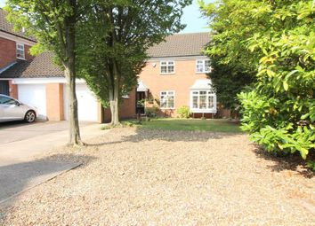 4 bed detached house for sale in Beckham Close, Luton, Bedfordshire LU2