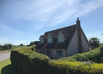 Thumbnail 5 bed detached house for sale in Church Lane, Brantham, Manningtree