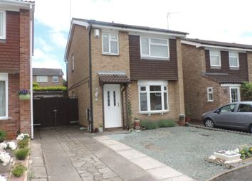 Thumbnail 3 bed detached house for sale in Danta Way, Baswich, Stafford
