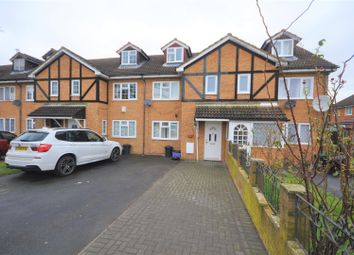 Thumbnail 4 bed terraced house to rent in Wilkins Close, Mitcham