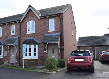 3 bed detached house for sale in Stockton Close, Church Gresley, Swadlincote DE11
