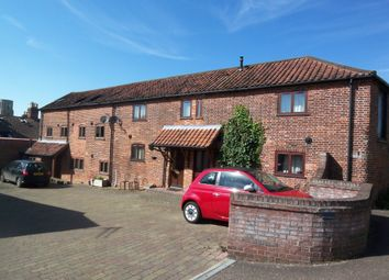 Thumbnail 2 bed terraced house to rent in Chandlers Hill, Wymondham, Norfolk