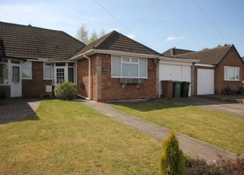Thumbnail 3 bed semi-detached bungalow for sale in Langley Rise, Solihull