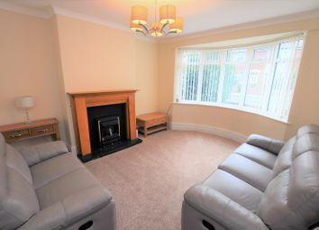 Thumbnail 2 bed flat to rent in Birchwood Avenue, High Heaton, Newcastle Upon Tyne