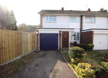 Thumbnail 3 bed terraced house to rent in Lind Way, Park Gate, Southampton