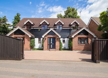 Thumbnail 6 bed detached house for sale in Green End Road, Chesterton, Cambridge