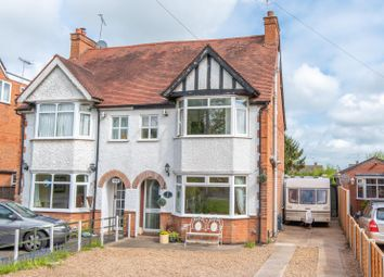 Thumbnail 6 bed semi-detached house for sale in Alcester Road, Stratford-Upon-Avon