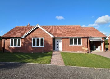 Thumbnail 2 bed detached bungalow for sale in Woolpit, Bury St Edmunds, Suffolk