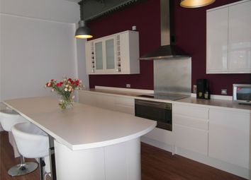 Thumbnail 2 bedroom flat to rent in New Hampton Lofts, 90 Great Hampton Street, Birmingham, West Midlands