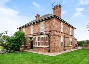 Thumbnail 5 bed detached house for sale in Glatton Road, Sawtry, Huntingdon