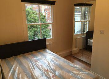 Thumbnail 2 bed flat to rent in Edith Villas, London