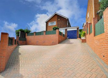 Thumbnail 3 bed detached house for sale in Tolladine Road, Warndon, Worcester