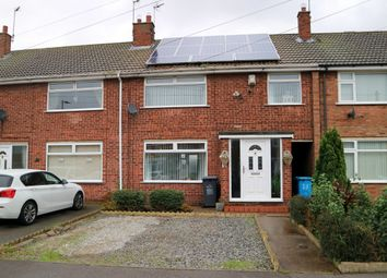 Thumbnail 3 bed terraced house for sale in Stornaway Square, Spring Cottage, Hull, East Riding Of Yorkshire