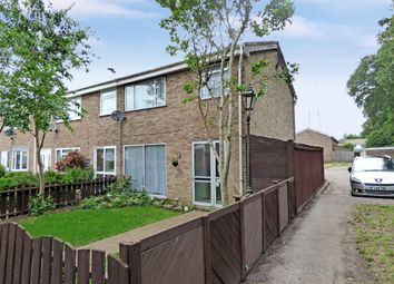 Thumbnail 3 bedroom end terrace house for sale in Herons Wood, Totton