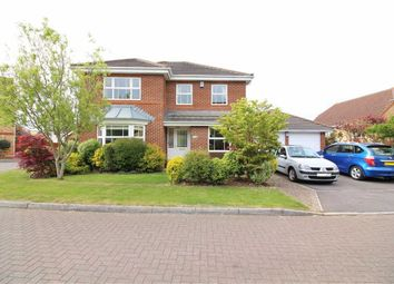 Thumbnail 4 bed detached house for sale in Harrison Close, Emersons Green, Bristol