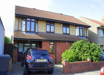 Thumbnail 4 bed semi-detached house to rent in Talgarth Road, Ashley Down, Bristol
