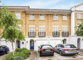 Thumbnail 4 bed terraced house for sale in Bevin Square, London