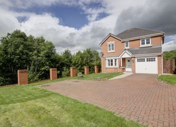 Thumbnail 4 bed detached house for sale in Arkless Grove, The Grove, Consett