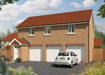 "Thumbnail 2 bed property for sale in ""The Stamford"" at Priory Fields, Wookey Hole Road, Wells, Somerset, Wells"