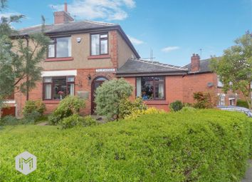 Thumbnail 4 bed semi-detached house for sale in Tulip Avenue, Farnworth, Bolton, Lancashire