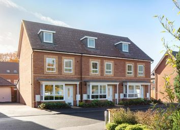 "Thumbnail 4 bed semi-detached house for sale in ""Woodvale Special"" at Cricket Field Grove, Crowthorne"