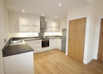 Thumbnail 2 bed flat for sale in Melton Road, Syston, Leicester