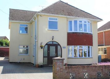 Thumbnail 4 bed detached house for sale in Glenmount Road, Mytchett