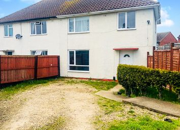Thumbnail 3 bed semi-detached house for sale in Queensway, Melton Mowbray