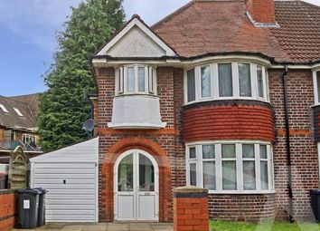 Thumbnail 3 bed semi-detached house for sale in Shirley Road, Birmingham