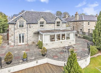 Thumbnail 7 bed detached house for sale in Ardvane, Lower Oakfield, Pitlochry
