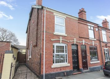 Thumbnail 2 bed end terrace house for sale in Pemberton Road, Coseley, Bilston