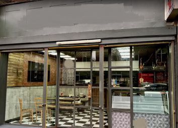 Thumbnail Restaurant/cafe to let in Battersea Park Road, Clapham