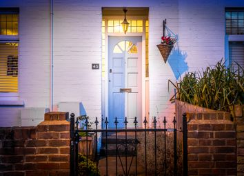 Thumbnail 3 bed terraced house for sale in Chatham Road, Kingston Upon Thames