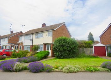 Thumbnail 3 bedroom semi-detached house for sale in Watermead Road, Luton