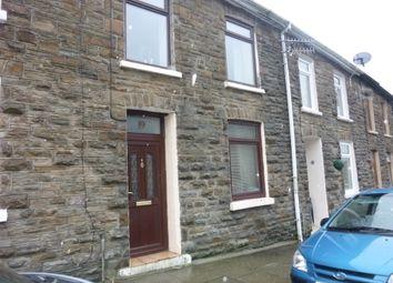 3 bed terraced house to rent in Railway Terrace, Blaengarw, Bridgend CF32