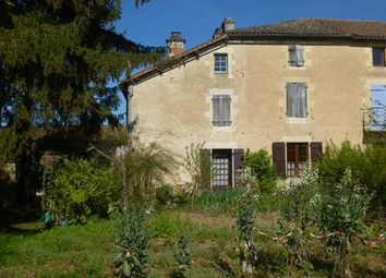 Thumbnail 4 bed equestrian property for sale in Lezay, Deux-Sèvres, France