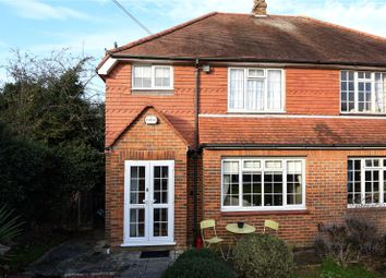 Thumbnail 3 bed semi-detached house for sale in Berwick Close, Stanmore, Middlesex