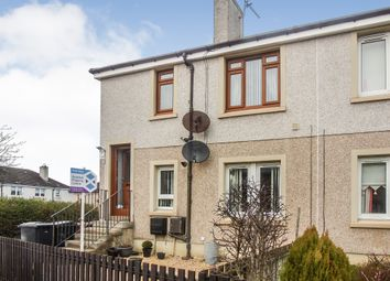 Thumbnail 1 bedroom flat for sale in East Muir St, Cambusnethan, Wishaw