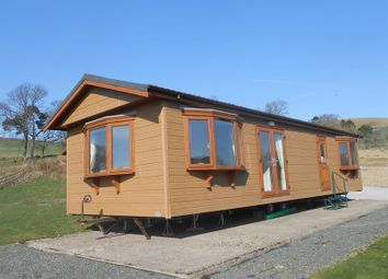 Thumbnail 2 bed lodge for sale in Peebles