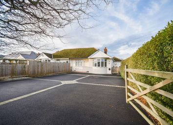 Thumbnail 3 bed bungalow for sale in New Dover Road, Capel-Le-Ferne, Folkestone