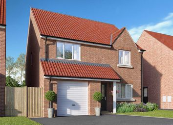 """Thumbnail 4 bed detached house for sale in """"The Goodridge"""" at Racecourse Road, East Ayton, Scarborough"""