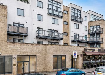 Thumbnail 1 bed flat for sale in Carrington House, Montague Road, Wimbledon