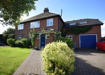 Thumbnail 6 bed detached house for sale in Brickyard Lane, Farnsfield, Newark