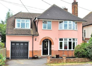 Thumbnail 4 bed detached house for sale in Highfields, Dunmow
