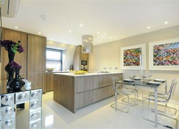 Thumbnail 4 bed flat to rent in St John's Wood Park, St John's Wood, London