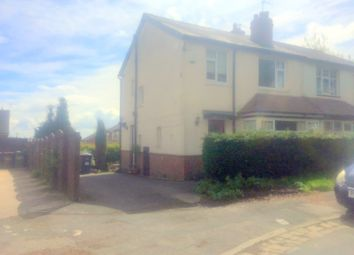 Thumbnail 3 bed terraced house to rent in Moor Park Villas, Leeds