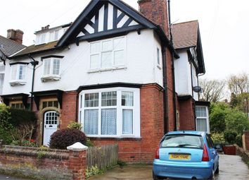 Thumbnail 2 bed flat for sale in Holbeck Avenue, Scarborough, North Yorkshire