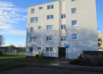 Thumbnail 2 bed flat to rent in Rathlin House, Pleasantfield Road, Prestwick
