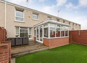 Thumbnail 3 bedroom terraced house for sale in Almond Road, Abronhill, Cumbernauld, North Lanarkshire